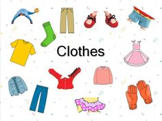 Fall clothes clipart banner free stock 21 Best clipart clothing images in 2014 | Free clipart for teachers ... banner free stock