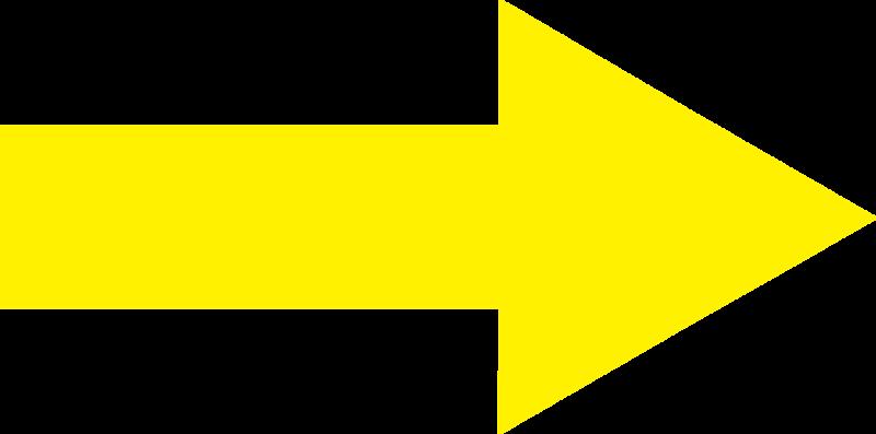 Children-s directional arrows clipart clip library stock Directional arrows yellow arrows clipart kid - ClipartBarn clip library stock