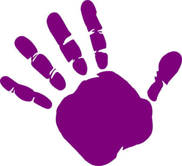 Children-s hand prints clipart svg royalty free stock Three Handprints Cliparts - Cliparts Zone svg royalty free stock