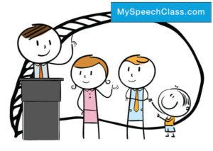 Children-s oratorical clipart clipart library stock 143 Family Speech Topics [Persuasive, Informative] • My Speech Class clipart library stock