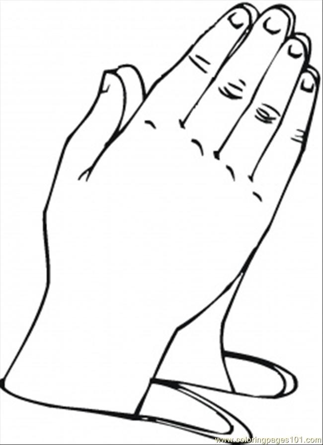 Children-s praying hands clipart clip library library Free Image Of Praying Hands, Download Free Clip Art, Free Clip Art ... clip library library