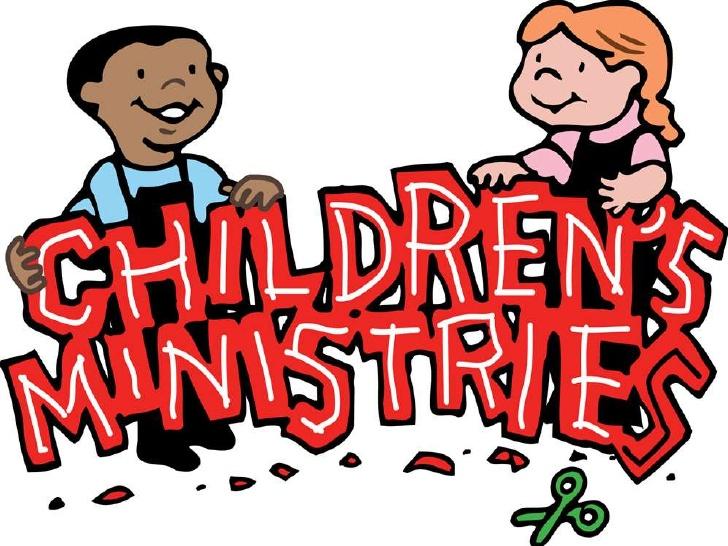 Childrens sermon clipart banner Children\'s ministry power point banner