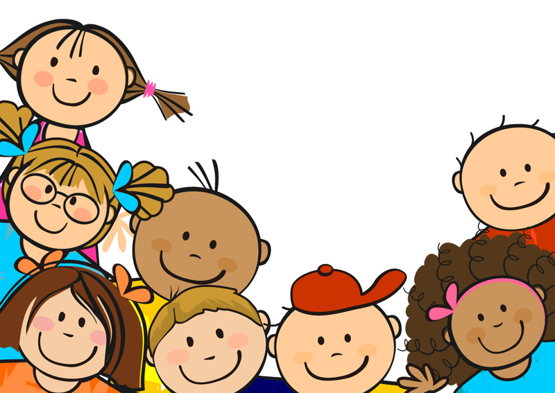 Free childrens clipart pictures.  happy kids clipartlook