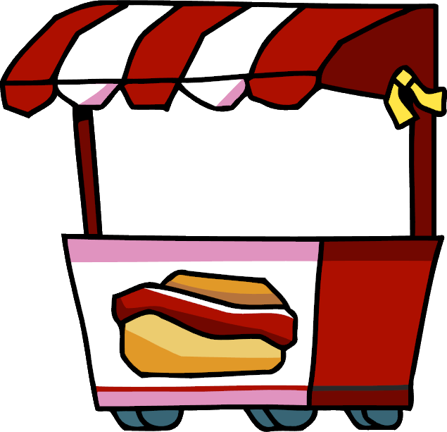 Hot dog cart clipart banner royalty free library Hot dog cart Chili dog Hot dog stand Clip art - hot dog 635*613 ... banner royalty free library