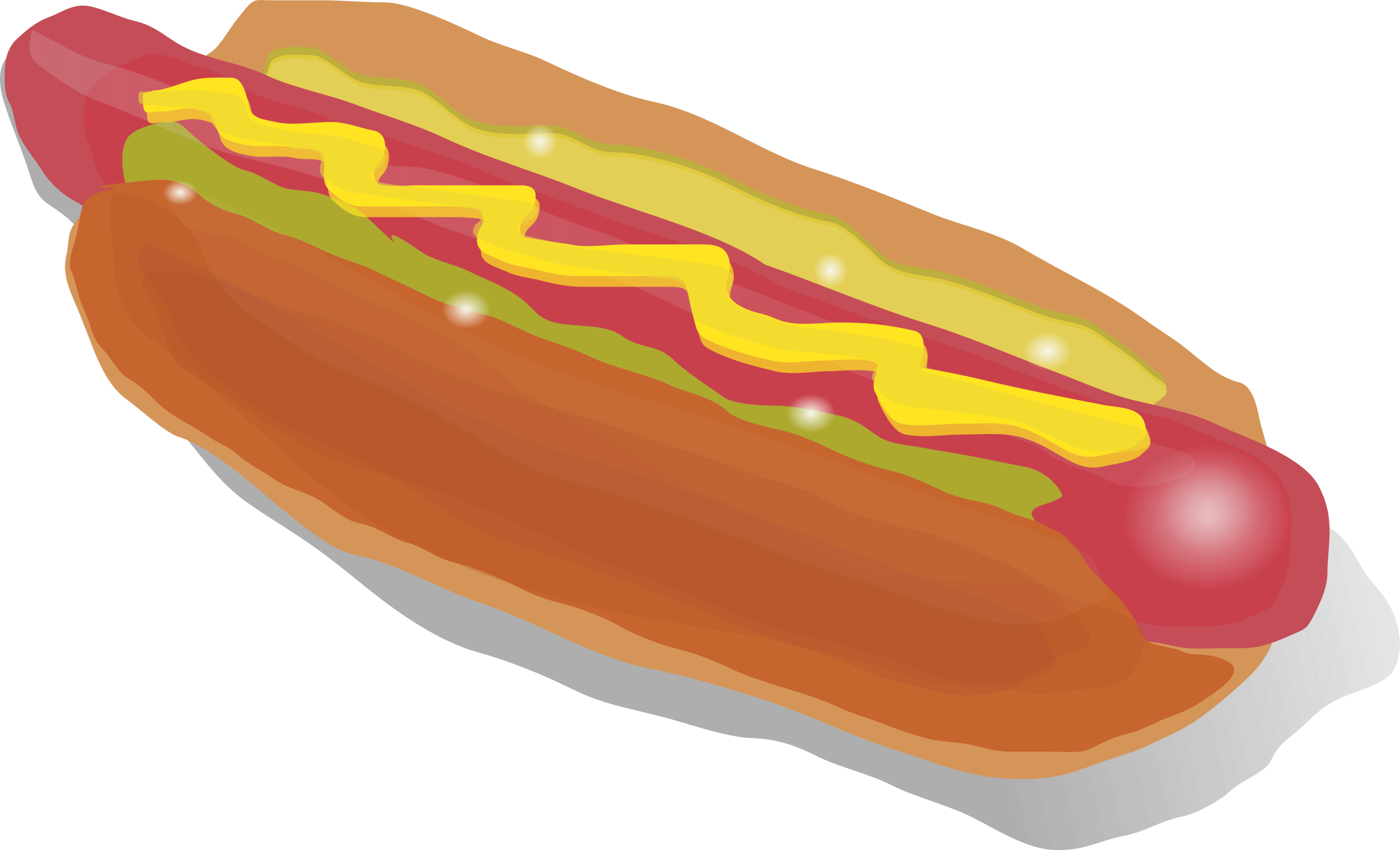 Clipart hot dog graphic library stock Hot Dog PNG Transparent Images (63+) graphic library stock