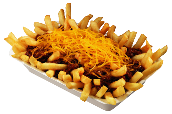 Chili cheese dog clipart graphic freeuse library Chili Cheese Fries by FearOfTheBlackWolf on DeviantArt graphic freeuse library