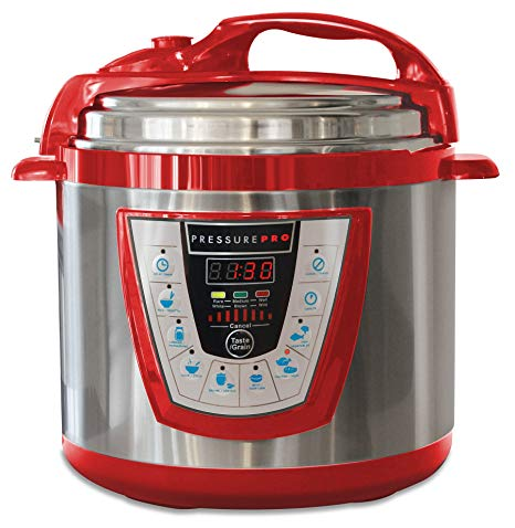 Chili cookers wanted clipart image freeuse library 10-in-1 PressurePro 6 Qt Pressure Cooker - Multi-Use Programmable Pressure  Cooker, Slow Cooker, Rice Cooker, Steamer, Sauté and Warmer - Red image freeuse library
