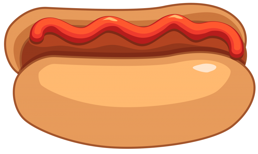 Chili dog clipart banner royalty free library hot dog and ketchup png - Free PNG Images | TOPpng banner royalty free library
