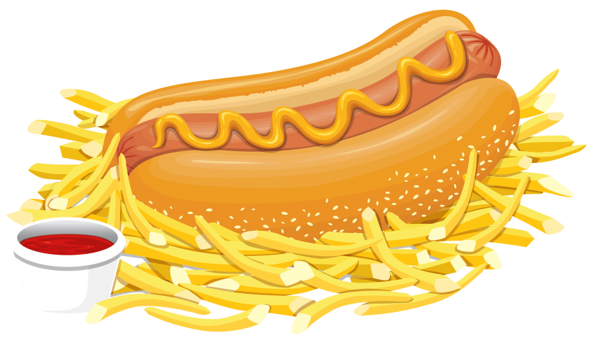 Chili dog clipart clipart freeuse library hot dog with ketchup png - Free PNG Images | TOPpng clipart freeuse library