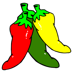 Chilies clipart picture library stock Chili pepper clipart free clip art image image #40333 picture library stock