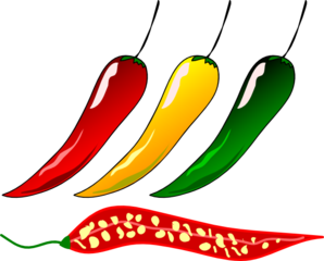 Chilies clipart banner free stock Free Chili Cliparts, Download Free Clip Art, Free Clip Art on ... banner free stock
