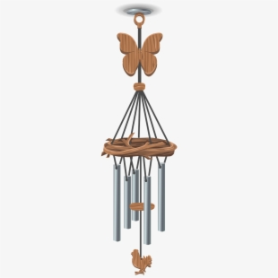 Chime clipart picture freeuse Wind Chime Cliparts & Cartoons For Free Download - Jing.fm picture freeuse