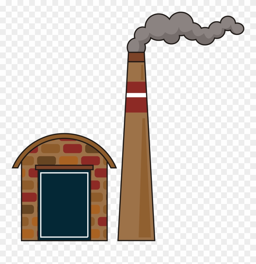 Chimney with smoke clipart png freeuse Factory Smoke Chimney - Chimney Png Clipart (#3906003) - PinClipart png freeuse