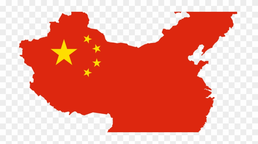 China clipart picture transparent library Is China Slowing Down - Map Of China Clipart (#1142289) - PinClipart picture transparent library