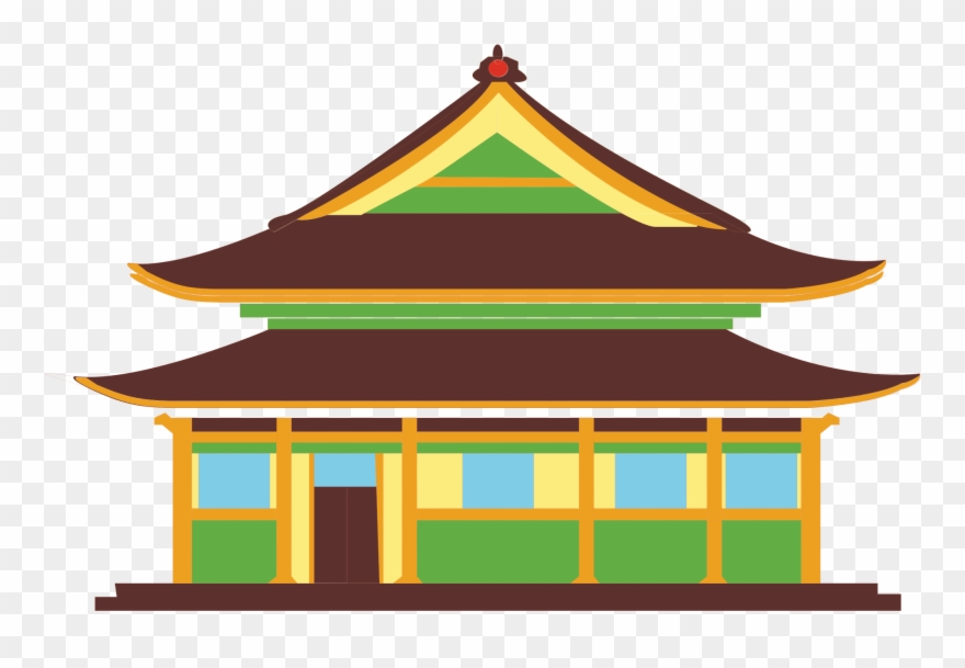 China house roof cliparts clip freeuse Jpg Black And White China Vector Landmarks - China Houses Clip Art ... clip freeuse