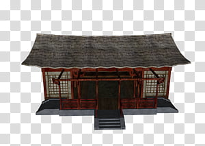 China house roof cliparts clip stock Dojo Building, brown house transparent background PNG clipart | PNGGuru clip stock