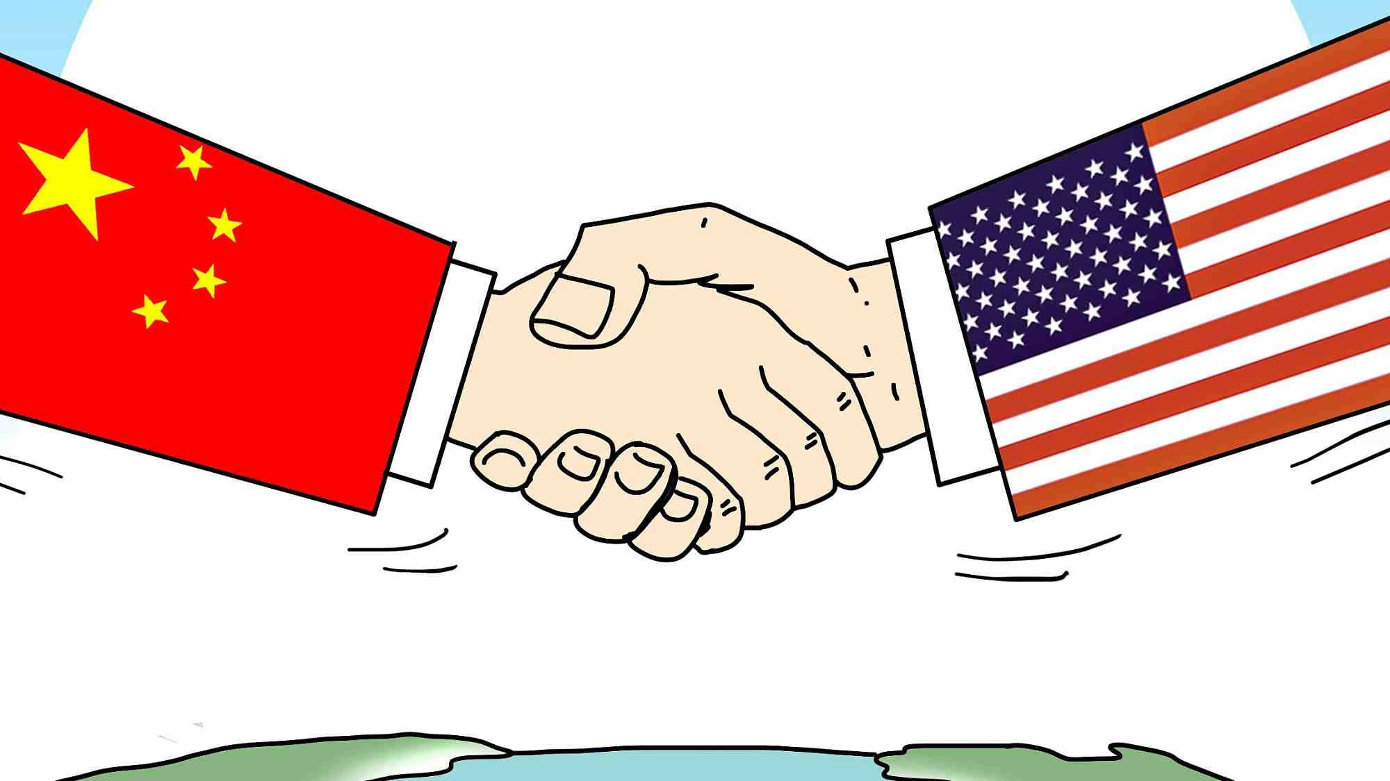 China usa clipart picture transparent stock Analysis: What China and US agree upon may be far more important ... picture transparent stock