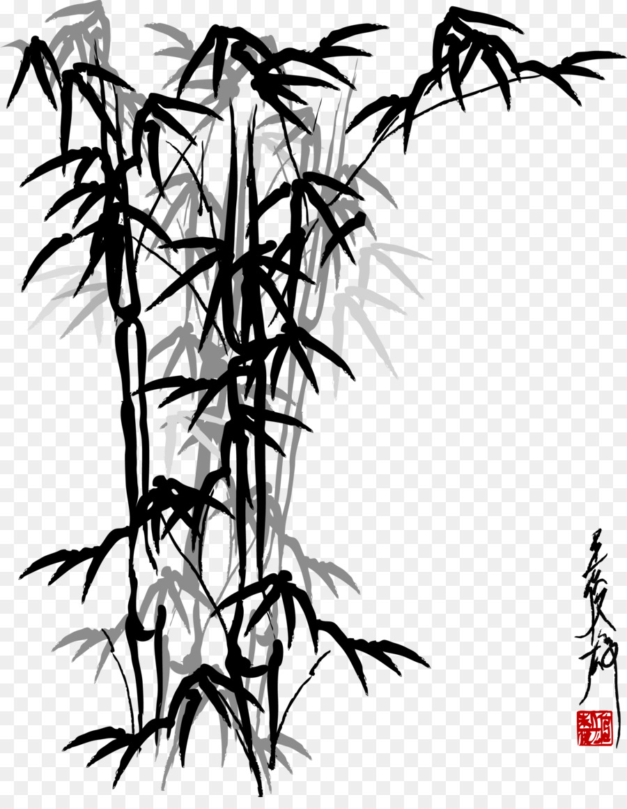Chinese bamboo tree clipart svg free download Bamboo Tree png download - 2269*2881 - Free Transparent Bamboo png ... svg free download