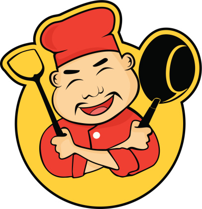 Chinese chef clipart banner freeuse Chinese chef clipart 12 » Clipart Station banner freeuse
