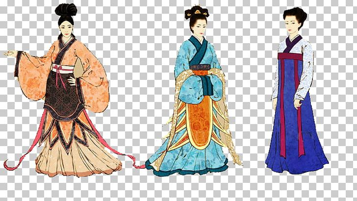 Chinese clothes clipart graphic freeuse China Chinese Clothing Hanfu Fashion PNG, Clipart, Ancient, Baby ... graphic freeuse