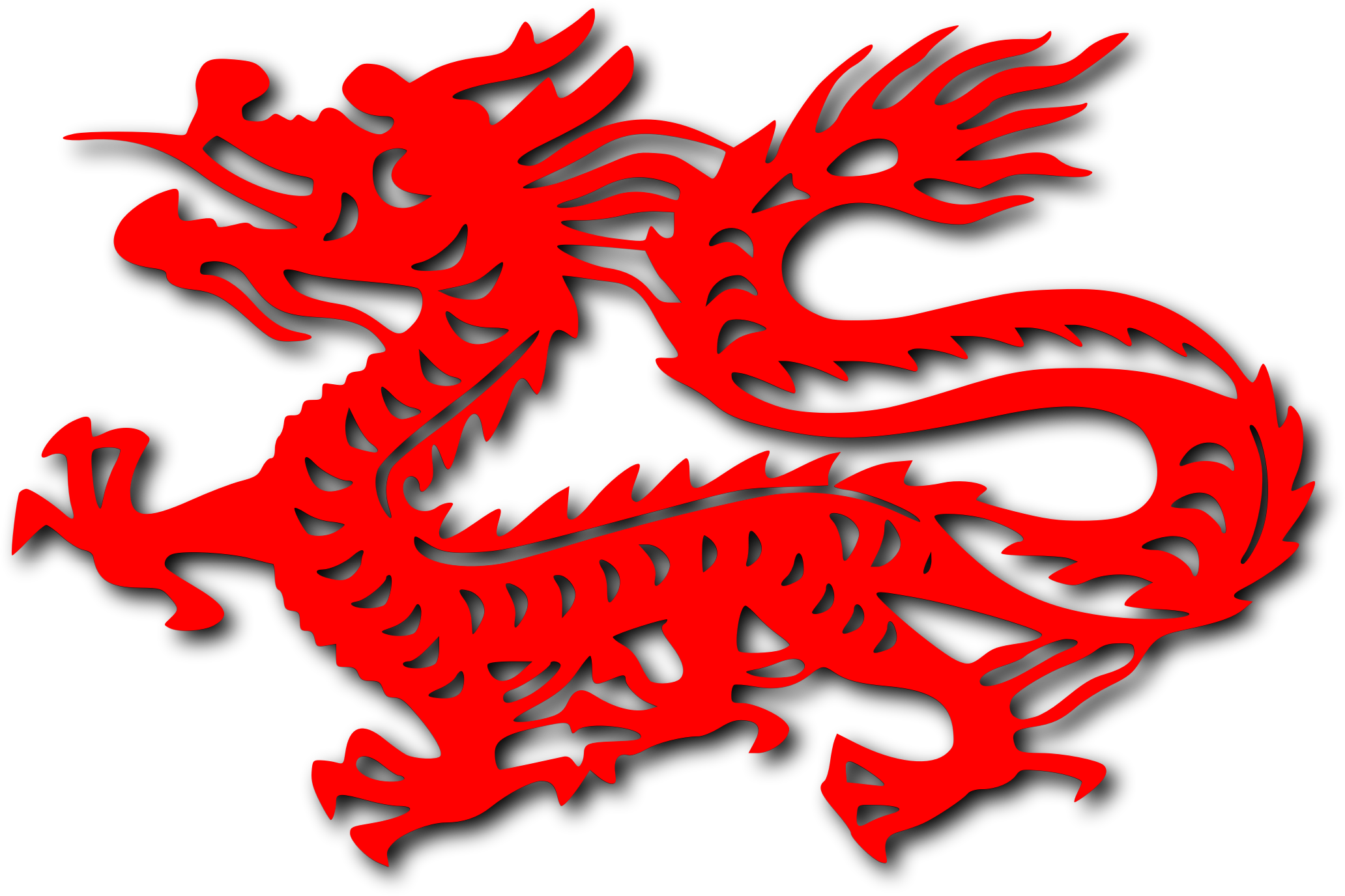 Chinese crown clipart picture royalty free stock Chinese dragon clipart | ClipartMonk - Free Clip Art Images picture royalty free stock
