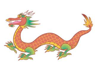 Chinese dragon clipart free jpg freeuse Chinese Dragon Clip Art to Download | LoveToKnow jpg freeuse