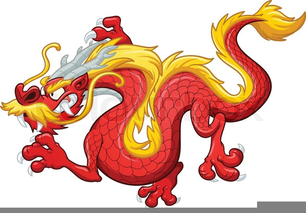 Chinese dragon clipart free clip art free library Animated Chinese Dragon Clipart Free Images At Clker Com Vector ... clip art free library