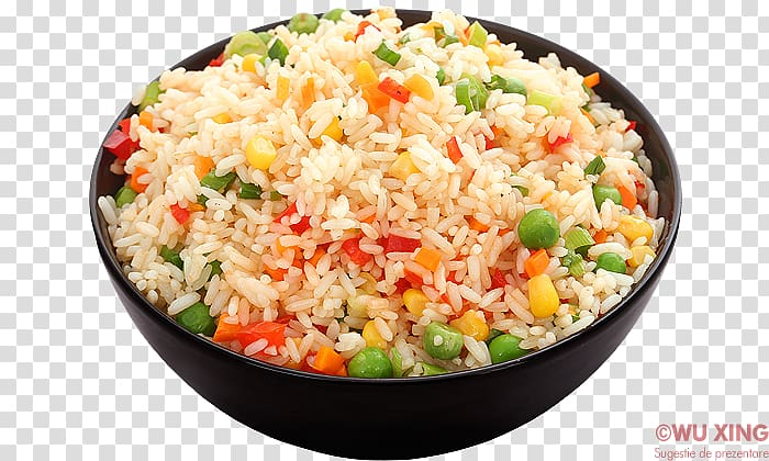 Chinese fried rice clipart image Thai fried rice Chinese cuisine Chinese fried rice Spiced rice ... image