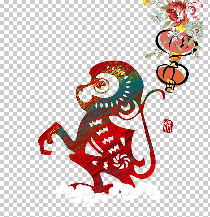 Chinese new year image clipart year of monkey svg transparent download Chinatown Chinese New Year Monkey Chinese Zodiac Chinese Calendar ... svg transparent download