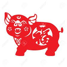Chinese new year pig clipart svg black and white pig clipart paper cut的圖片搜尋結果 | 豬 | Paper cutting patterns ... svg black and white