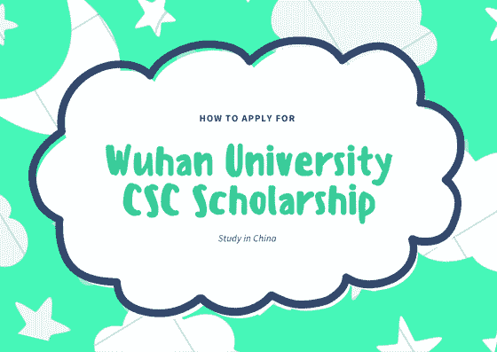 Chinese scholarship for clipart students 2019 clip Wuhan University CSC Scholarship 2019 | Scholarships in China clip