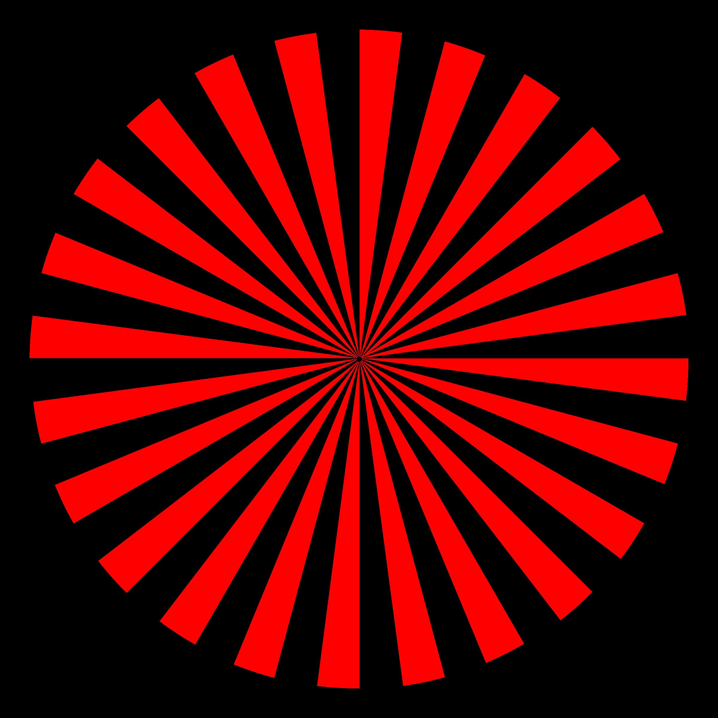 Sun vector clipart vector free Clipart - abstract sun 3 (48 rays) vector free