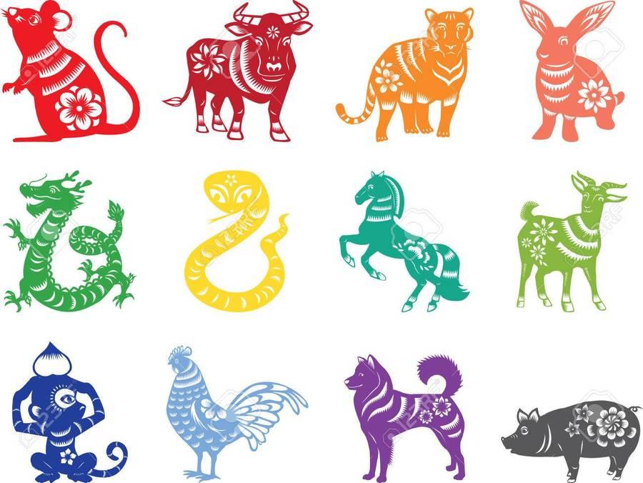 Chinese zodiac animals clipart jpg download Download chinese zodiac animals clipart The Chinese Zodiac ... jpg download
