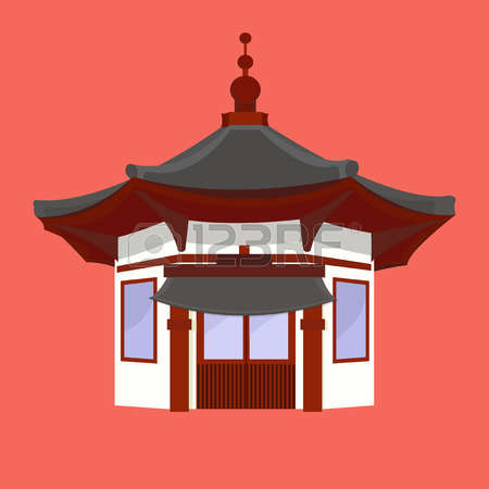 Chinesisches haus clipart svg royalty free download Chinesisches haus clipart - ClipartFest svg royalty free download