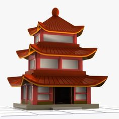 Chinesisches haus clipart. Chinese house buscar con