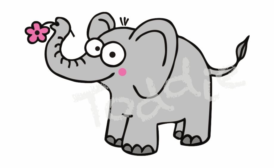 Chino clipart png freeuse Chino, The Clever Little Elephant Free PNG Images & Clipart Download ... png freeuse