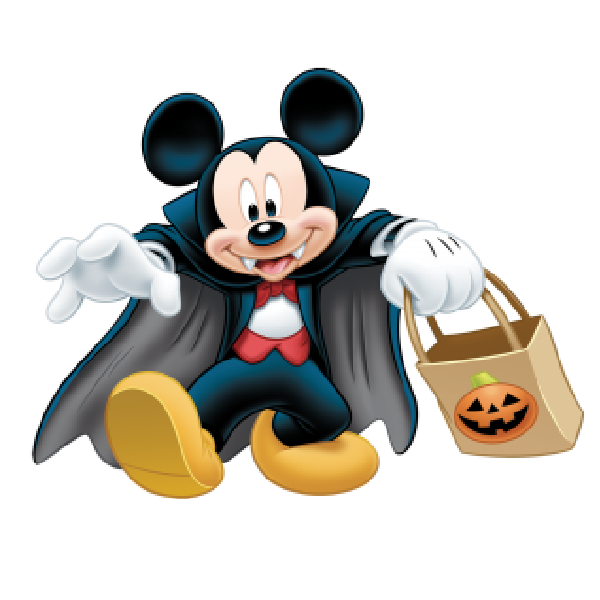 Disney parks blog halloween clipart png download Mickey Mouse Halloween Clip Art Images Are Free To Copy For Your Own ... png download