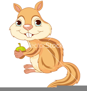 Chipmunk clipart free clipart library Cartoon Chipmunk Clipart   Free Images at Clker.com - vector clip ... clipart library