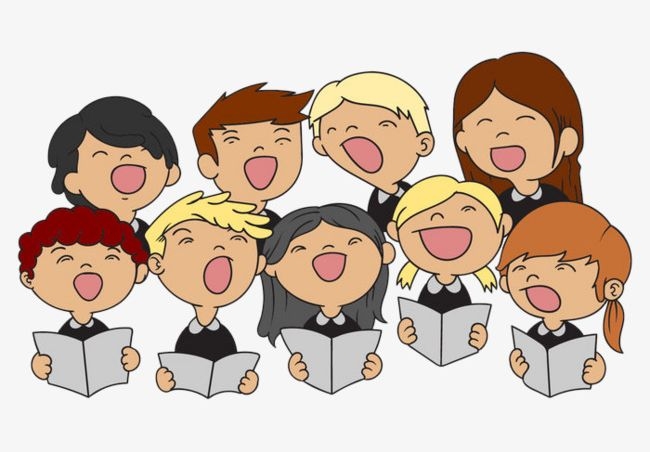 Clipart of choir picture library stock Illustration Children\'s Choir PNG, Clipart, Cartoon, Childrens ... picture library stock