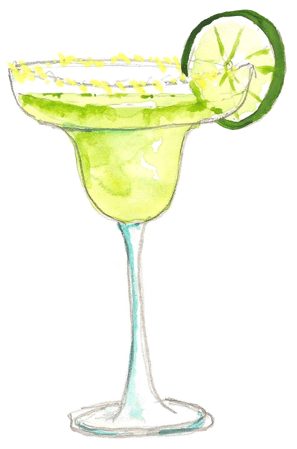 Clipart margaritas picture freeuse stock Free Pink Margarita Cliparts, Download Free Clip Art, Free Clip Art ... picture freeuse stock