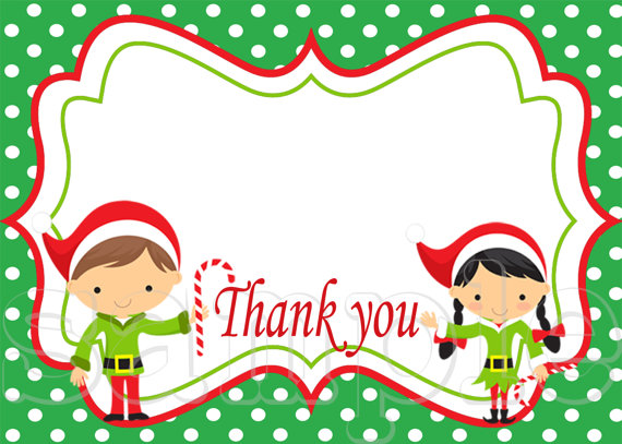 Chirstmas thank you clipart jpg freeuse Christmas Thank You Images | Clipart Panda - Free Clipart Images jpg freeuse