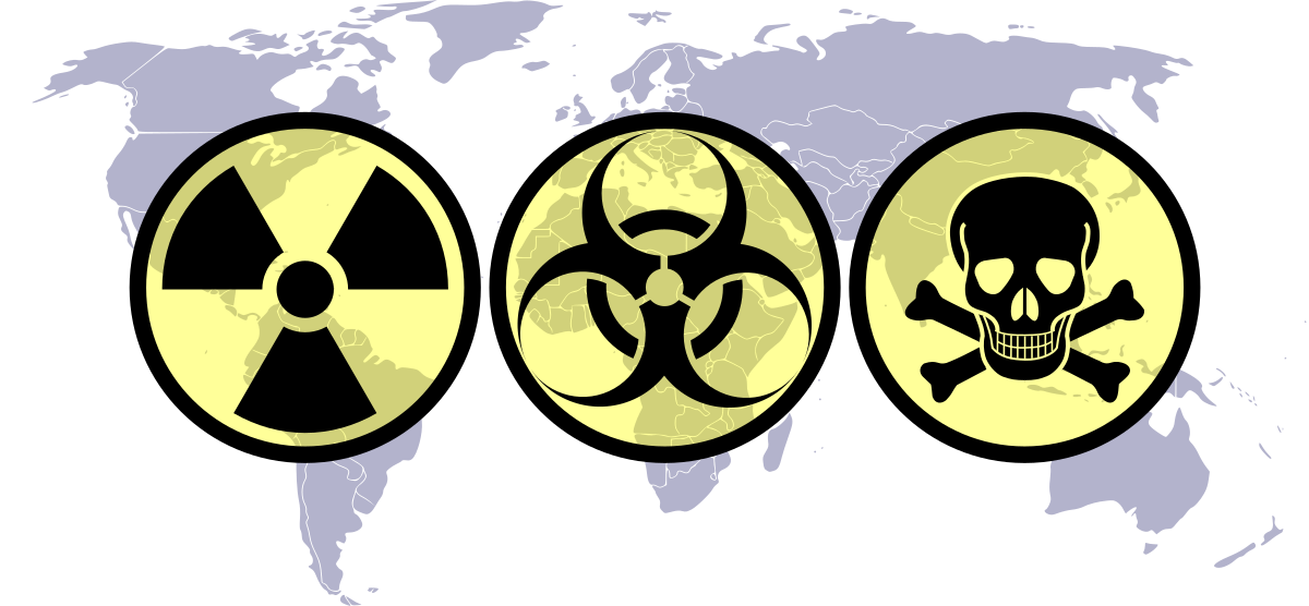 Chloride gas clipart png freeuse library Chemical warfare - Wikipedia png freeuse library