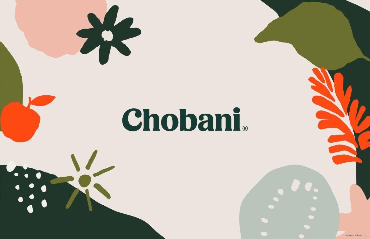 Chobani logo clipart picture free stock Trending - Minimalism fading away, as seen in Chobani\'s re-brand ... picture free stock