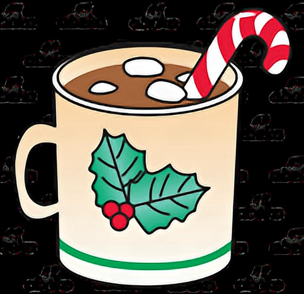 Chocolate and marshmallows clipart clip art royalty free Xmas Christmas Navidad Chocolate Marshmallow Hotchocola - Hot ... clip art royalty free
