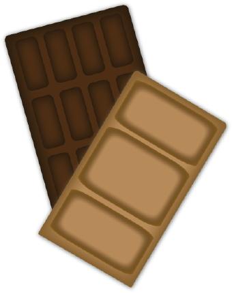 Chocolate bar single clipart vector royalty free stock Free Chocolate Bar Cliparts, Download Free Clip Art, Free Clip Art ... vector royalty free stock