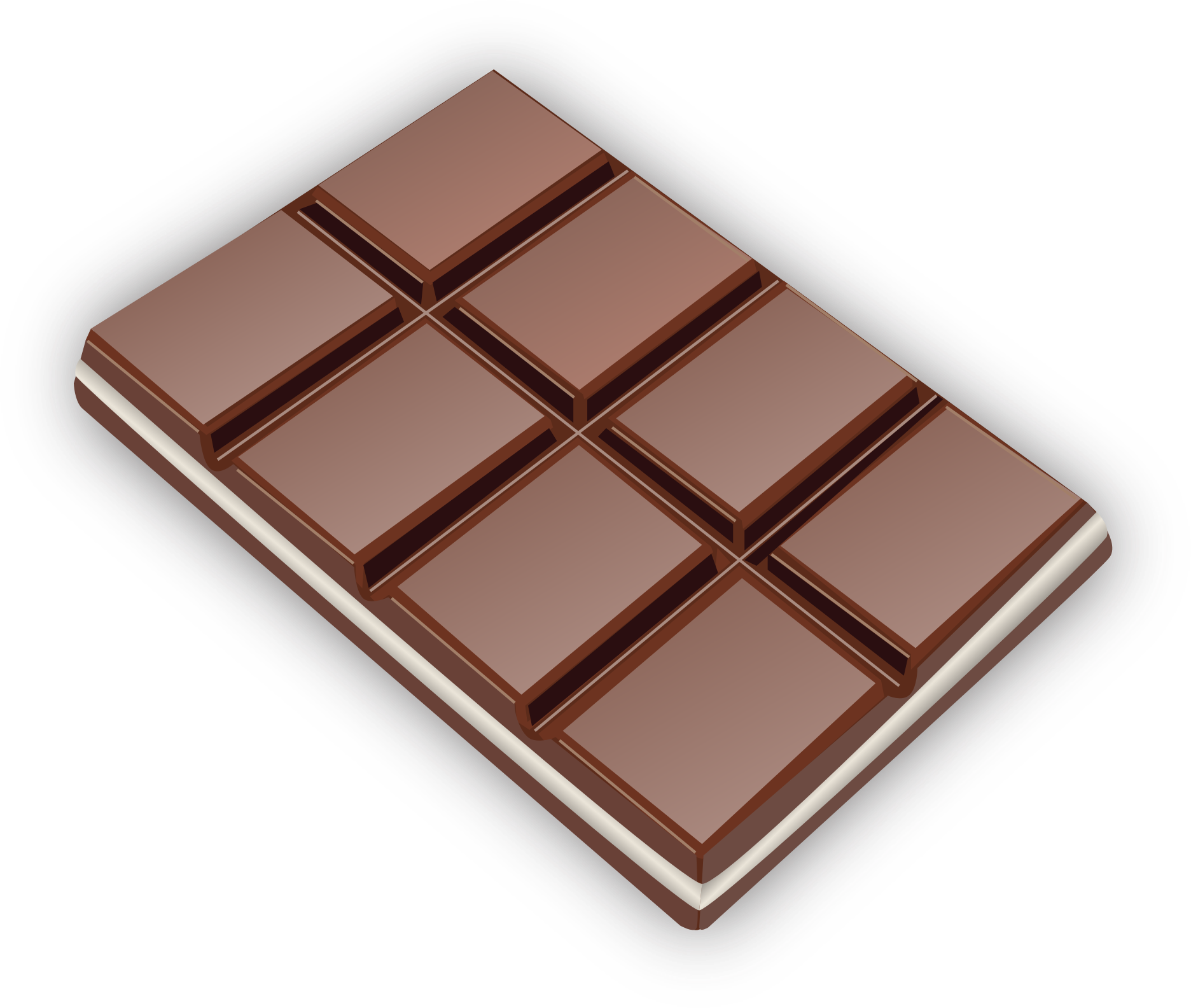 Chocolate bar single clipart png royalty free download Free Chocolate Bar Cliparts, Download Free Clip Art, Free Clip Art ... png royalty free download