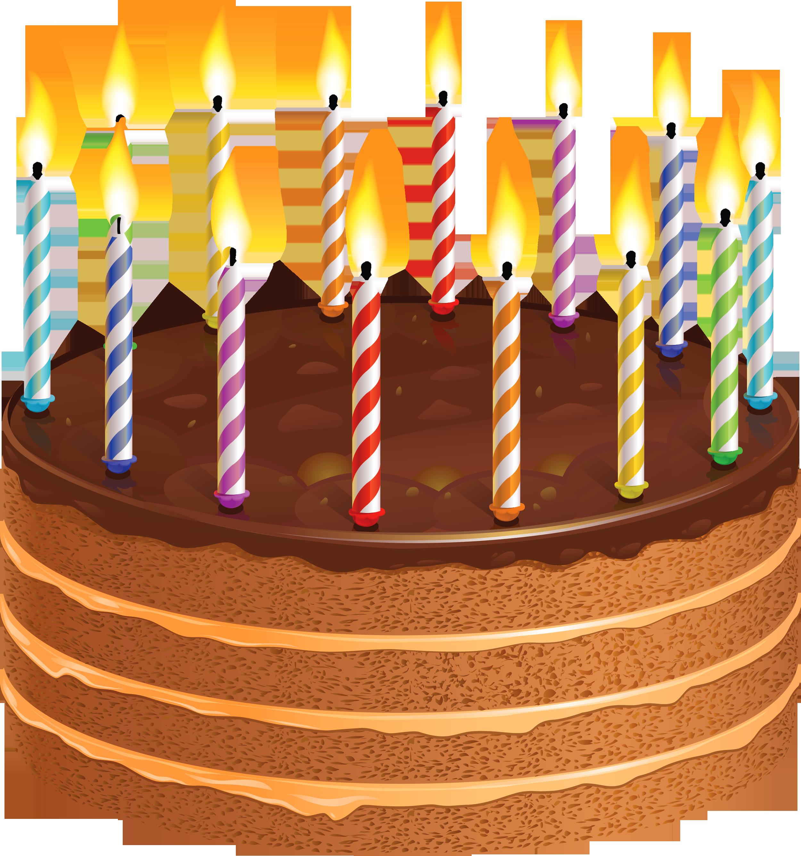 Chocolate birthday cake clipart jpg Chocolate birthday cake clipart vector and pictures   Birthday Cakes ... jpg