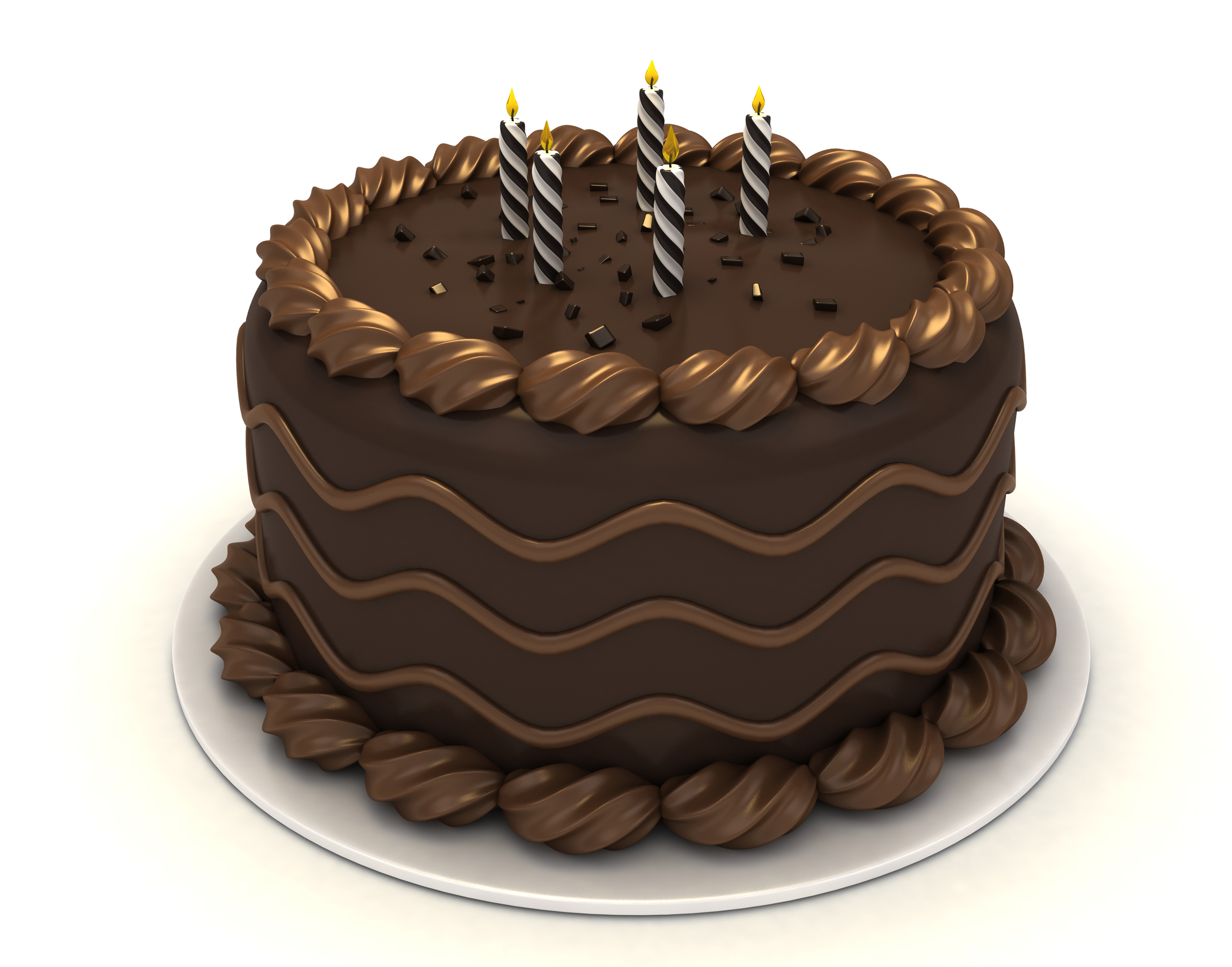 Chocolate birthday cake clipart image royalty free download Chocolate Cake Clipart & Chocolate Cake Clip Art Images ... image royalty free download