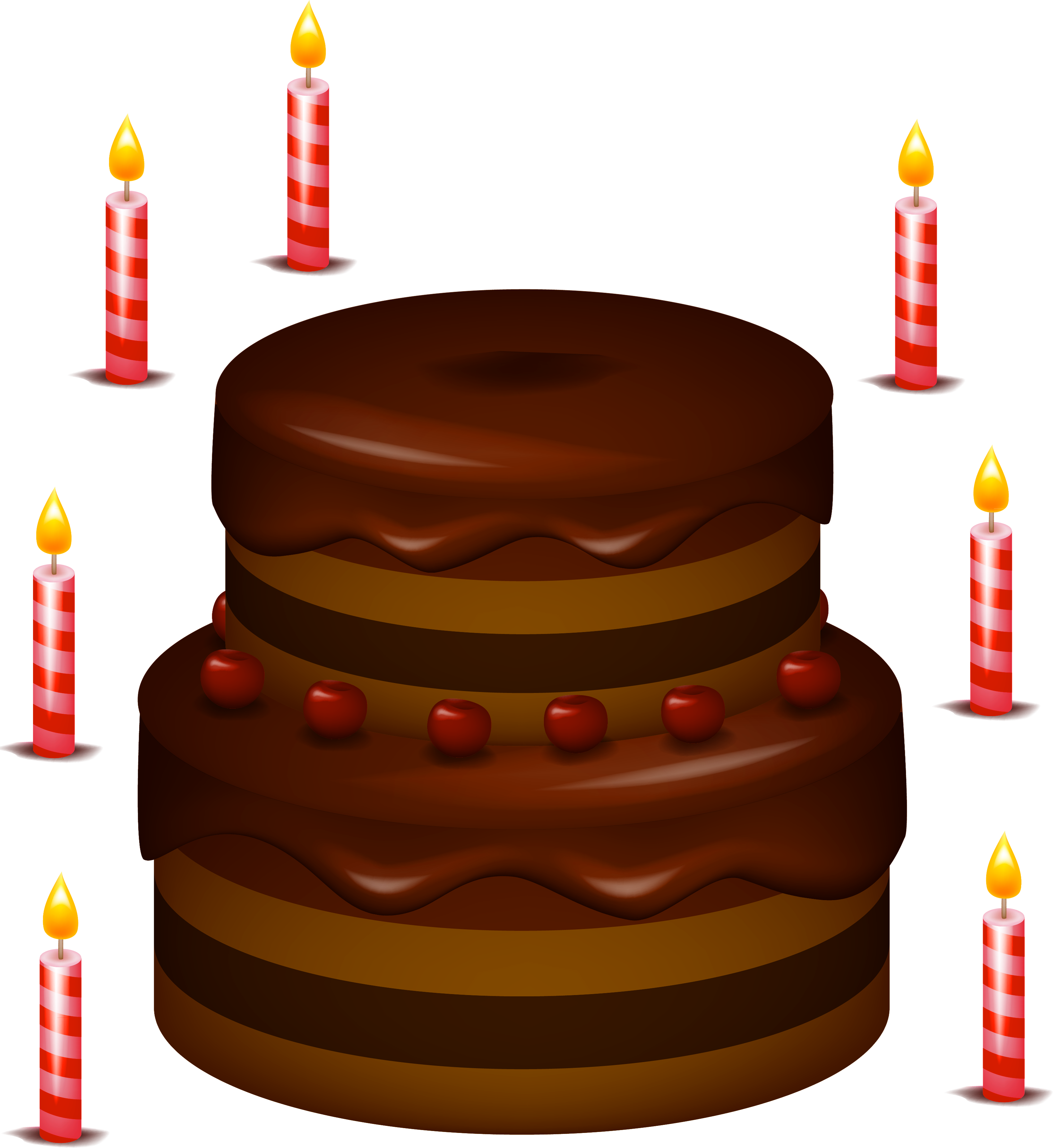 Chocolate birthday cake clipart free library Anniversary Cake Clipart Clip art of Cake Clipart #1073 — Clipartwork free library