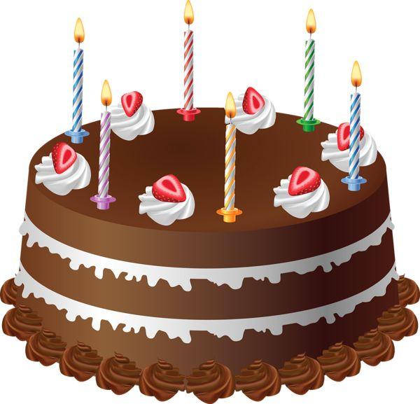 Chocolate birthday cake clipart jpg transparent download Chocolate birthday cake clipart - ClipartFest jpg transparent download